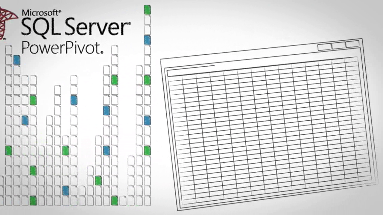Microsoft Big Data Animation