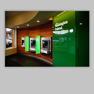 Washington Federal - Bainbridge Island Branch Photography